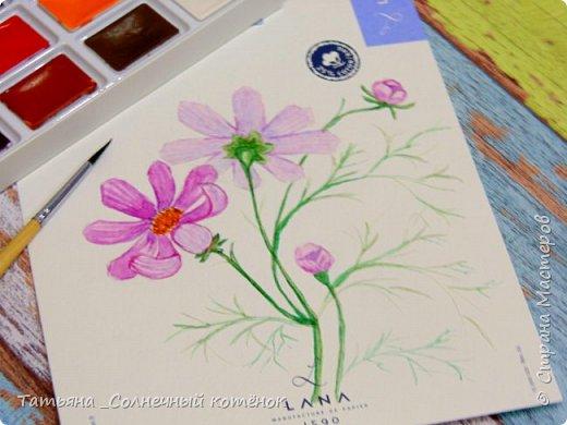Акварельная живопись фото 5