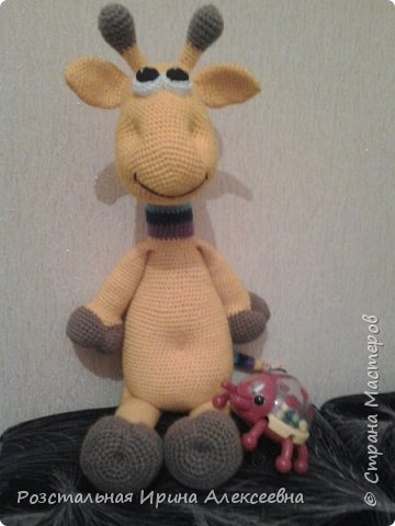 весёлый жирафик фото 3