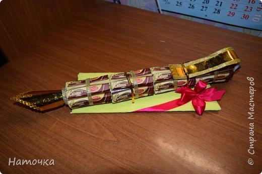 Подарок учителю - ручка  фото 1