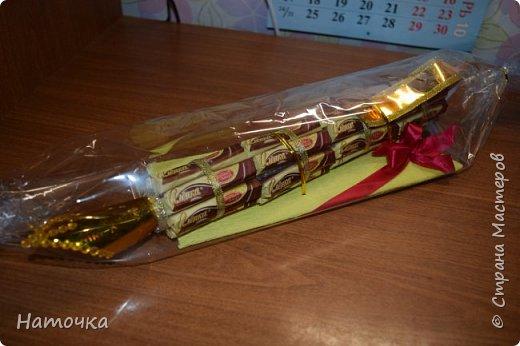 Подарок учителю - ручка  фото 2