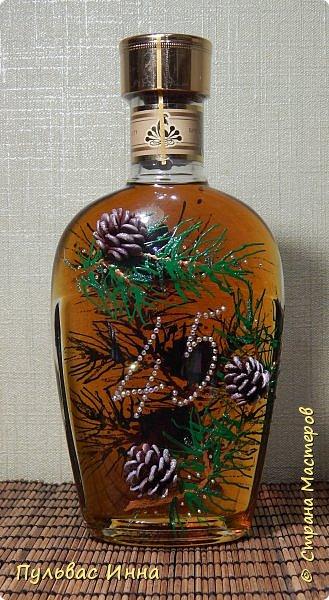 Подарочная бутылка фото 5