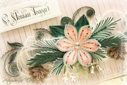 Добрый день! А вот и несколько первых новогодних открыточек! Они все уже разлетелись в разные магазинчики и будут ждать своих счастливых покупателей.  фото 8