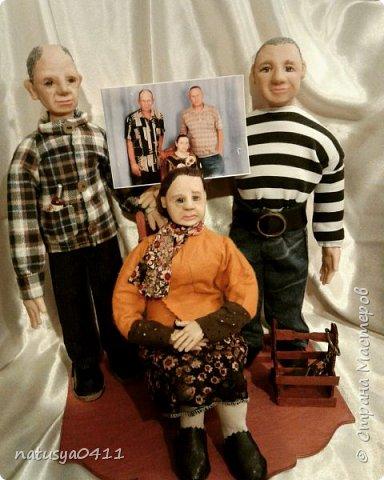 Портретные куклы!