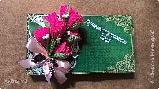 Подарок на день рождения. Домик по МК Натальи Пецкус фото 5
