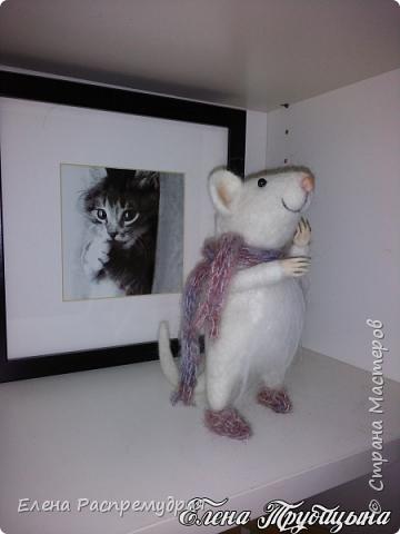 Мышка интерьерная фото 2