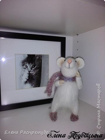 Мышка интерьерная фото 3