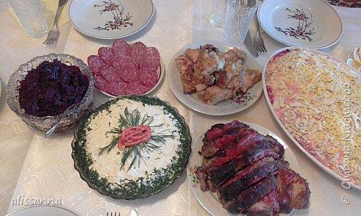 Доброе время суток...жители Страны...))) предлагаю на ваше рассмотрение праздничное меню...которое может вам пригодится при подготовке к празднованию  Нового года и Рождества....   ))) как говорится...готовь сани летом....)))))))))) фото 2