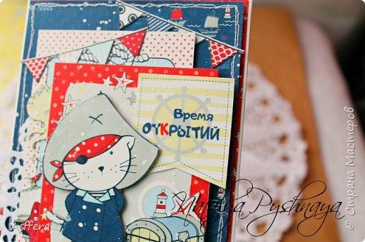 Всем привет!!!У меня снова открытка,что-то меня затянуло))) фото 3