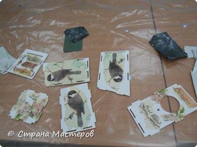 Домик для птиц из фикс прайс. фото 2