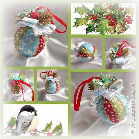 Просмотрев свой блог,я вдруг обнаружила ,что не показывала новогодние шары в любимой мною технике кинусайга,которые делала в предверии 2016 года.Хоть и с опозданием но хочу ноказать их вам.Возможно кому то пригодятся для вдохновения. фото 11