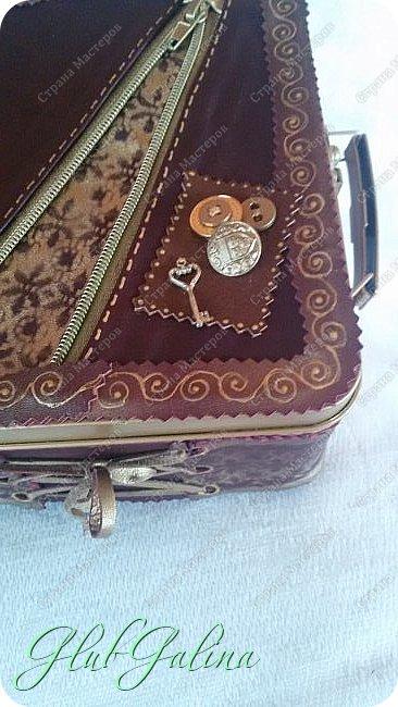 ...шкатулка для швейных принадлежностей.... фото 8