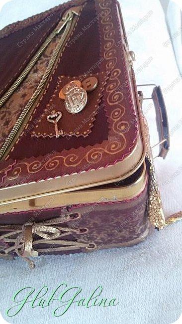 ...шкатулка для швейных принадлежностей.... фото 7