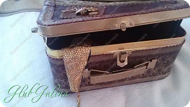 ...шкатулка для швейных принадлежностей.... фото 1