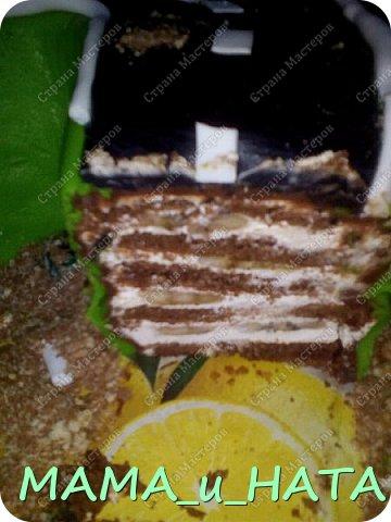 Торт для крестника.  фото 7
