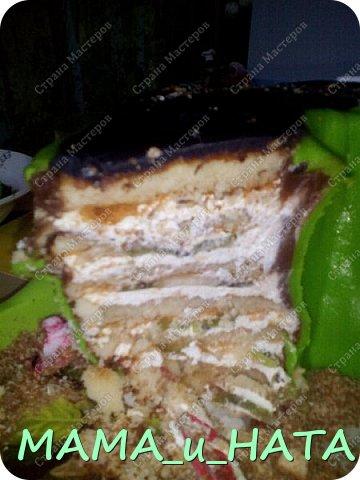 Торт для крестника.  фото 8