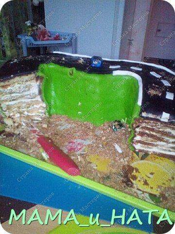 Торт для крестника.  фото 6