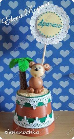 """Всем привет! Приглашаю посмотреть мой зоопарк. Сувениры к дню рождения малыша. Тематика : """"Зверюшки из Сельвы""""... Это брелочки. фото 4"""