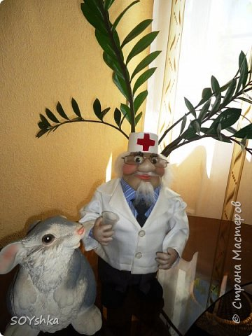 Добрый доктор Айболит! (кукла - бар) фото 1