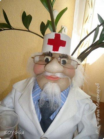 Добрый доктор Айболит! (кукла - бар) фото 2
