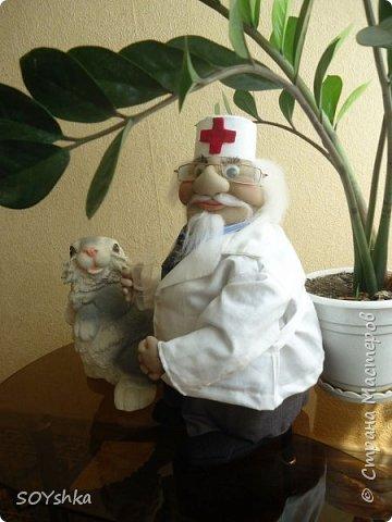 Добрый доктор Айболит! (кукла - бар) фото 3