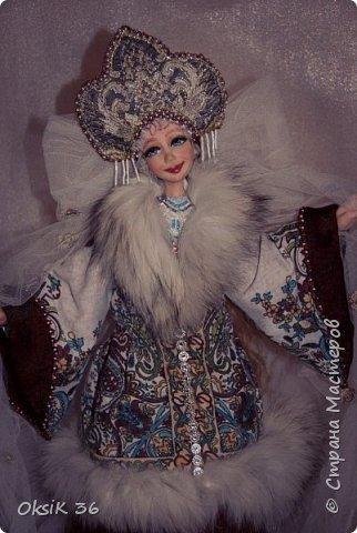 Сударушка.Кукла ручной работы. фото 2