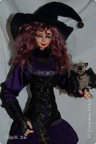 Молодая ведьма. фото 1