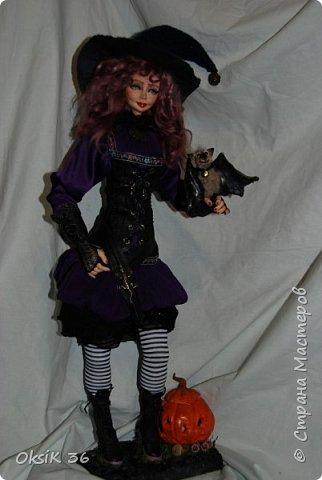 Молодая ведьма. фото 2