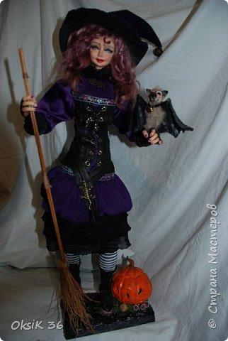 Молодая ведьма. фото 3