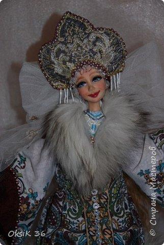 Сударушка.Кукла ручной работы. фото 3