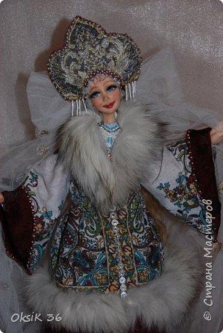 Сударушка.Кукла ручной работы. фото 4