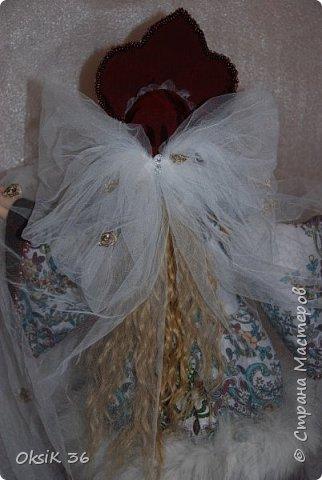 Сударушка.Кукла ручной работы. фото 5