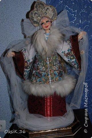 Сударушка.Кукла ручной работы. фото 6