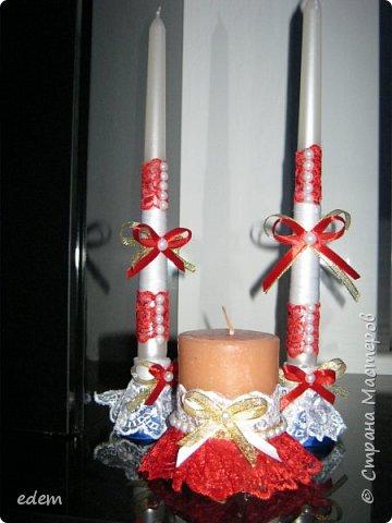 шляпка невесты. украшение на быки фото 6