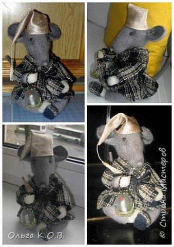 Крысик по имени Крысь Крысич фото 7