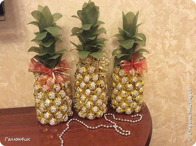Всем жителям этой прекрасной страны, добрый день!!! Предлагаю вашему вниманию ананасы и ёлку... фото 2