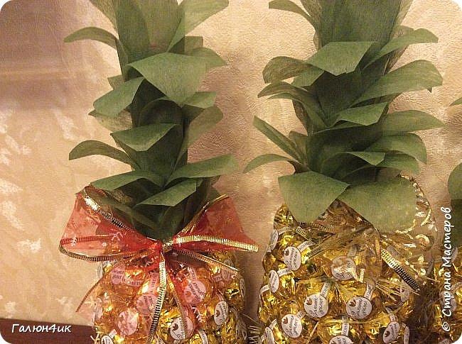 Всем жителям этой прекрасной страны, добрый день!!! Предлагаю вашему вниманию ананасы и ёлку... фото 4