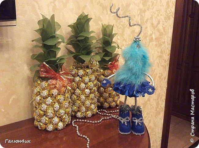 Всем жителям этой прекрасной страны, добрый день!!! Предлагаю вашему вниманию ананасы и ёлку... фото 11