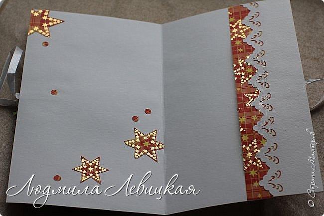Еще одна открытка для денежного подарка.  фото 5