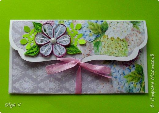 Здравствуйте, дорогие друзья! В продолжение своему посту http://stranamasterov.ru/node/1049161 сделала еще несколько конвертов по тому же шаблону. фото 2