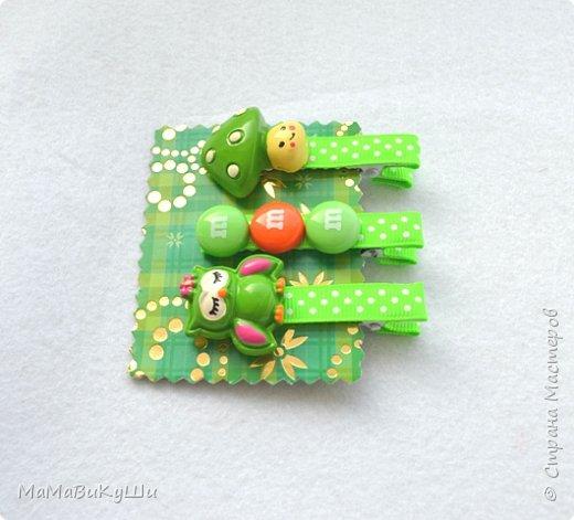 """Небольшая порция моих украшалочек """"бантиков-многослоек"""" фото 22"""
