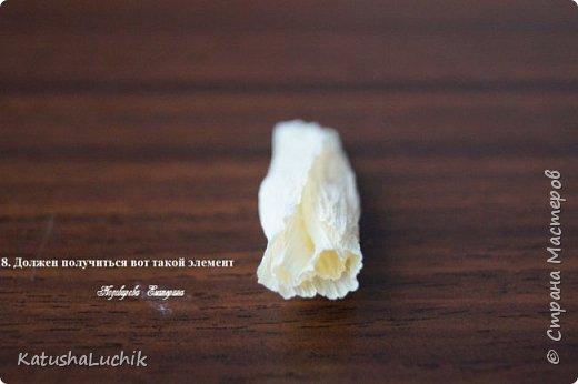 Дорогие мастерицы! Хочу поделиться с вами, как я делала пионовидную розу. На ютубе нашла ролик с мк розы такого типа из фоамирана и адаптировала под свит. Вот что получилось.  фото 9