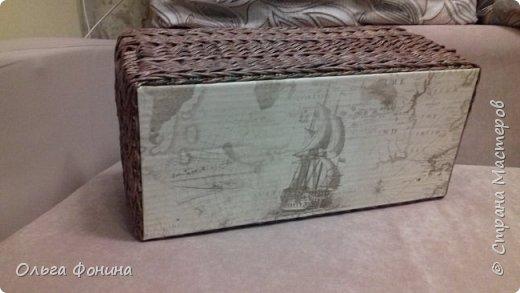 Коробочка для полочки фото 3