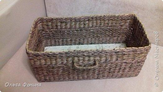 Коробочка для полочки фото 2