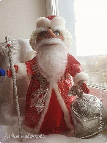 Моя новогодняя парочка. Дед Мороз и Снегурочка фото 3