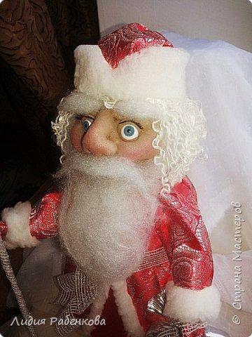 Моя новогодняя парочка. Дед Мороз и Снегурочка фото 4
