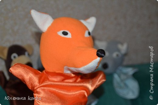Кукольный театр сшит по просьбе воспитателей в садик. фото 4