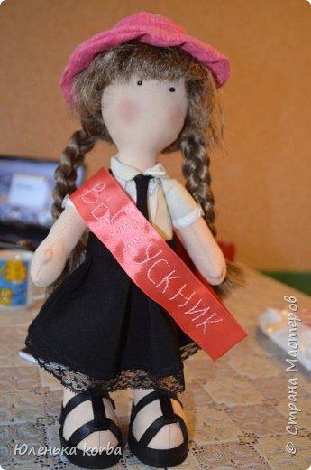 Сшита на заказ по фото в подарок младшей сестре на выпускной фото 9