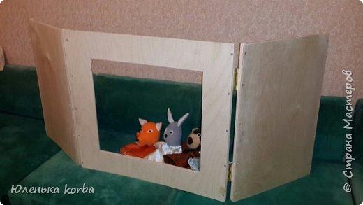 Кукольный театр сшит по просьбе воспитателей в садик. фото 6