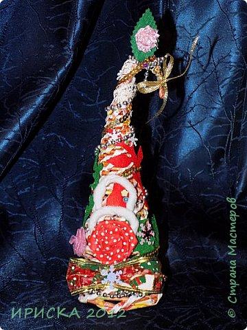 Привет всем!!! Сегодня я к Вам с новогодними ёлочками!!! Заготовки уже неделю стояли и дожидались своего часа. фото 23