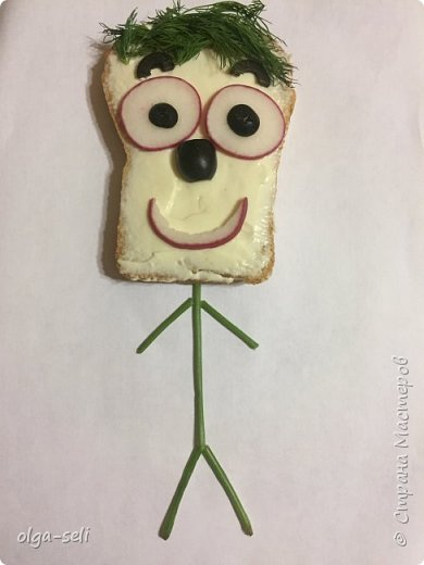 Веселые бутерброды фото 3